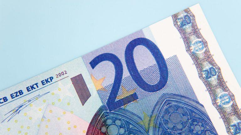 20 euro pro woche lebensmittel