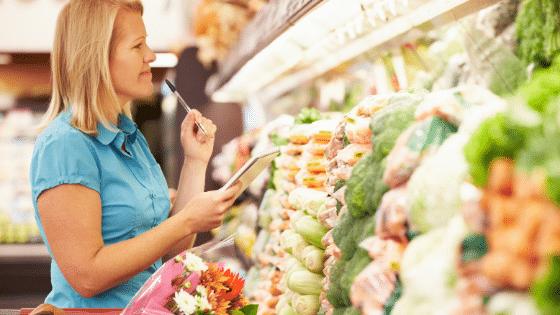 Geld sparen Saisonal und regional einkaufen